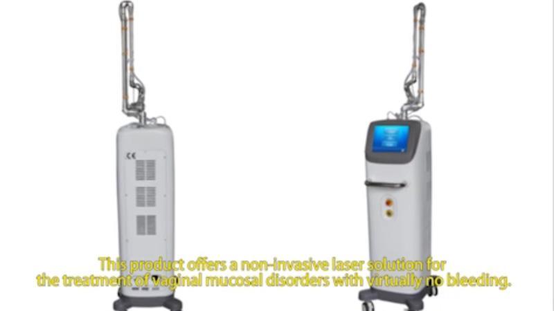 Аппарат для лазерного вагинального омоложения