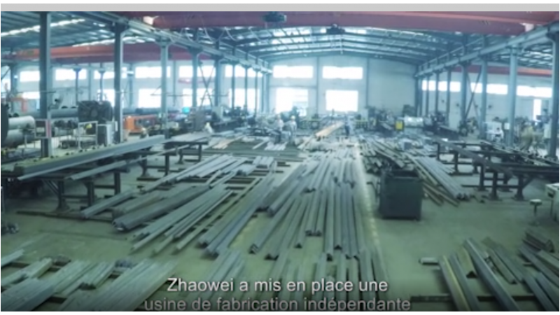 Производство опор ЛЭП из угловой стали