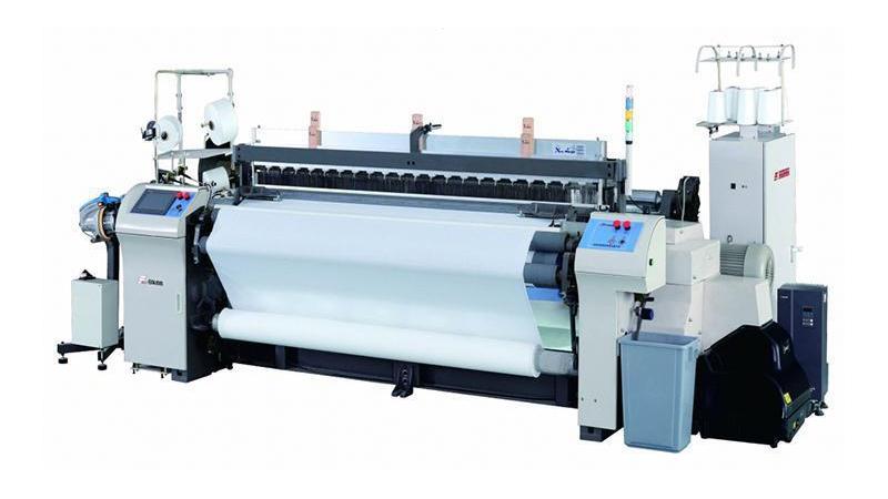 Пневматический ткацкий станок для махровых полотенец