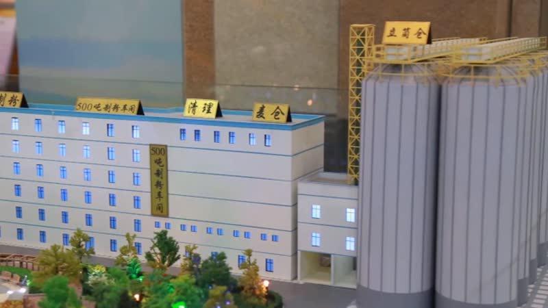 Зерноперерабатывающее оборудование