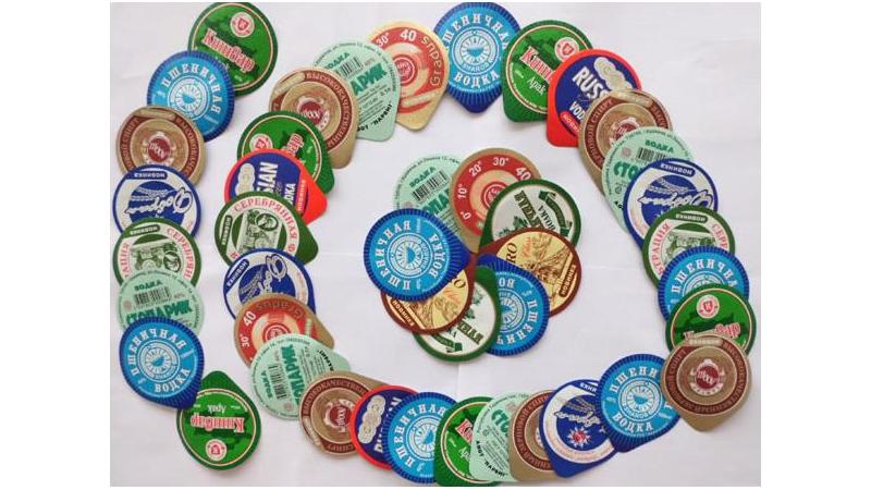 Индукционные платинки из алюминиевой фольги