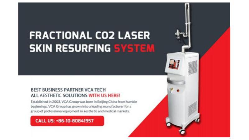 Фракционный лазер для омоложения кожи