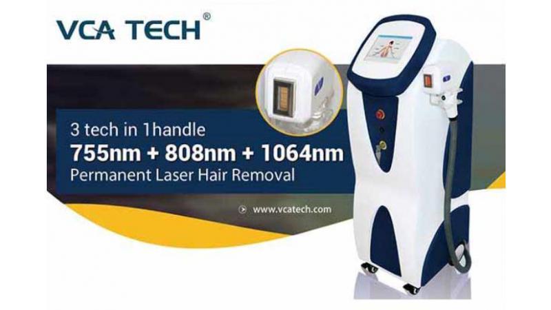 Диодный лазер для удаления волос
