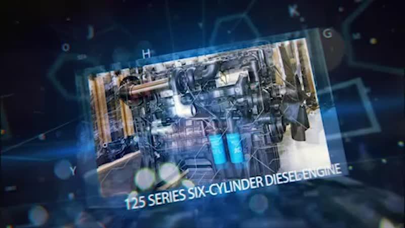 6-ти цилиндровые дизельные двигатели