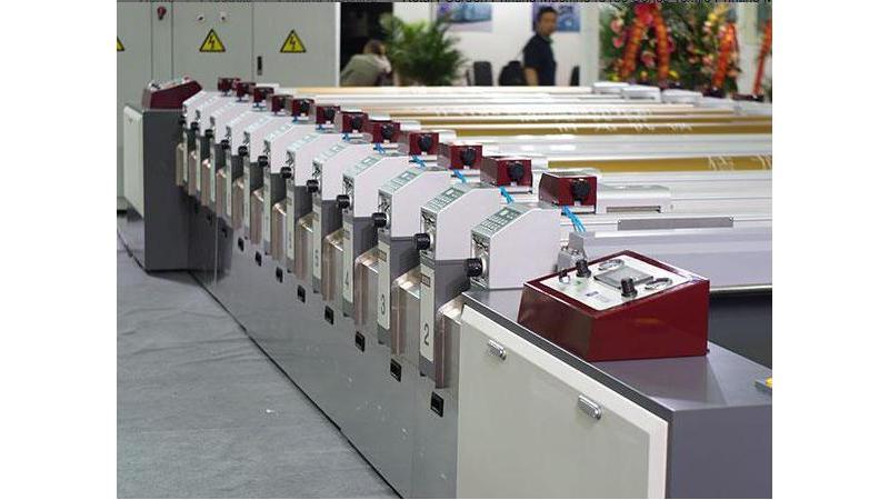 Машина для печати цилиндрическими сетчатыми шаблонами серии Caidie