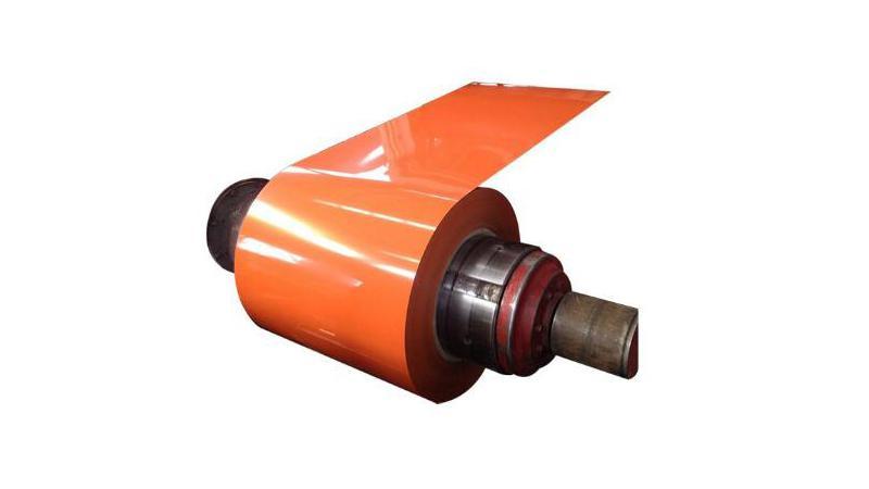 Конвейер для производства стали с цветным покрытием