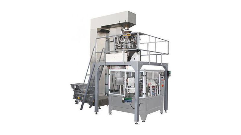 Вертикальная дозировочно-упаковочная машина DXD-420C
