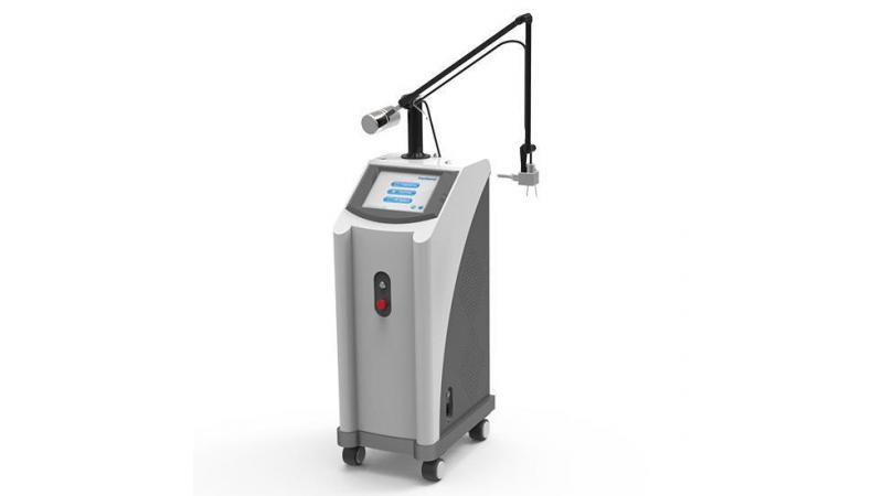 Фракционный CO2 (углекислотный) лазер