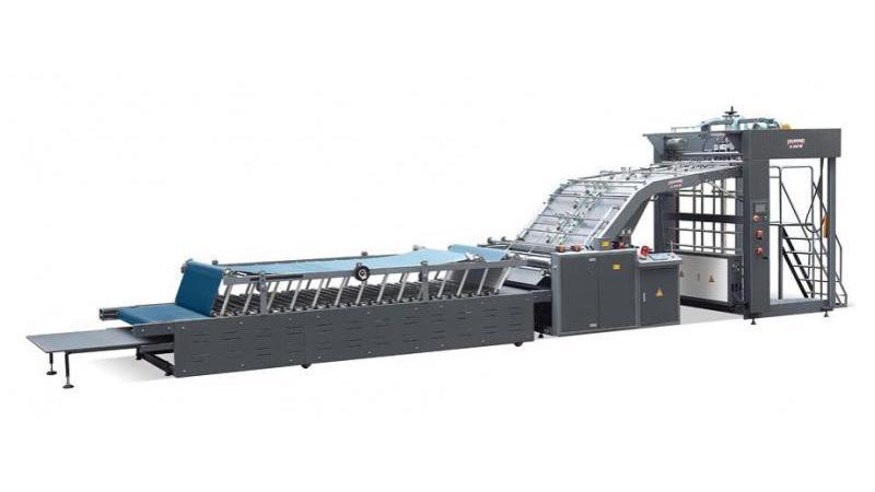 Автоматическая кашировальная машина YB-1650ES