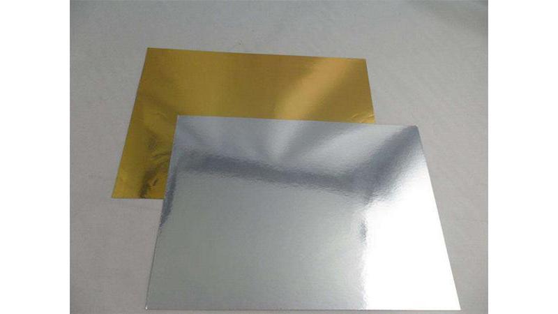 Металлизированная ламинированная бумага