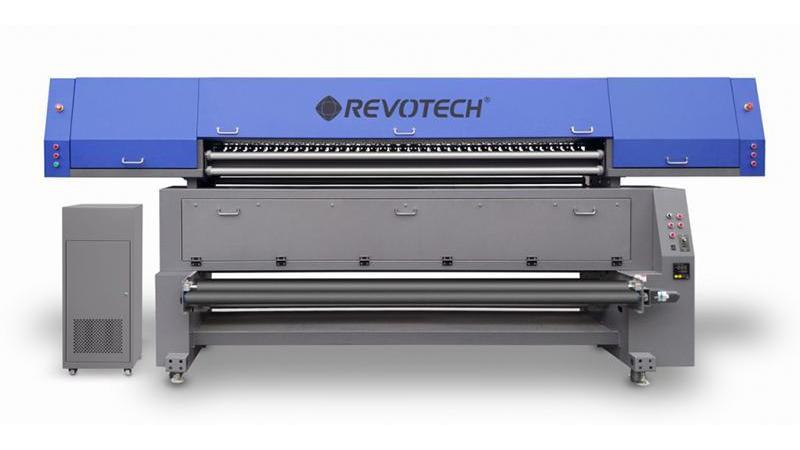 Сублимационный принтер на водной основе