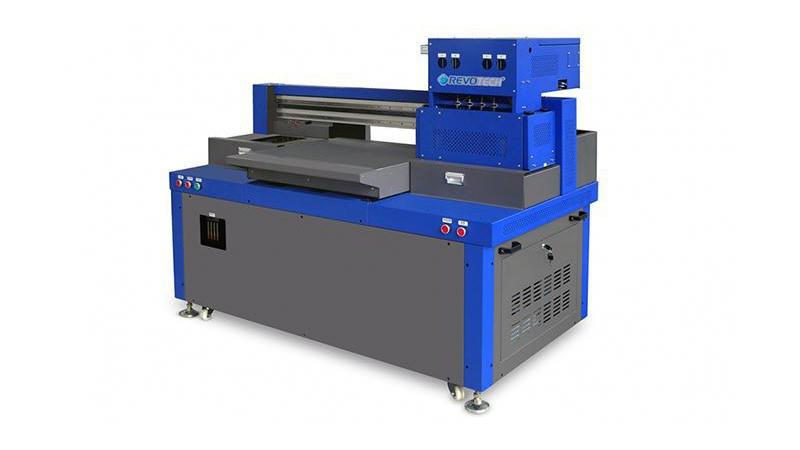 Мультифункциональный УФ-планшетный принтер