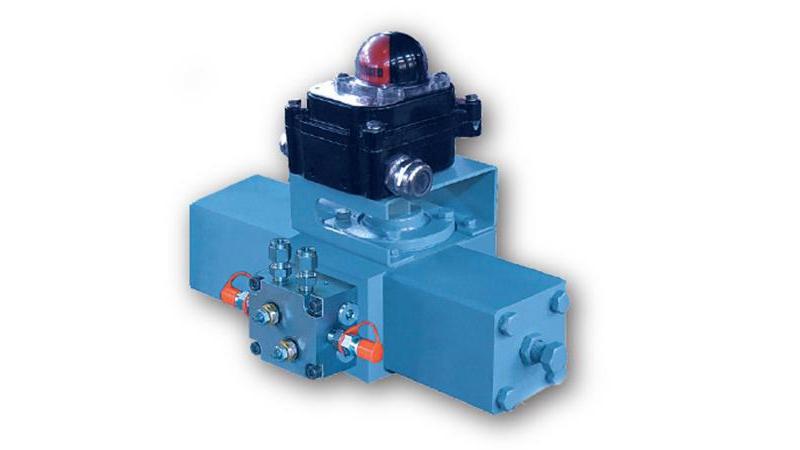 Системы дистанционного управления клапанами