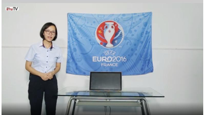 Водонепроницаемый телевизионный экран (Для чемпионата Европы по футболу 2016)