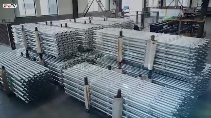 Система чашечных лесов