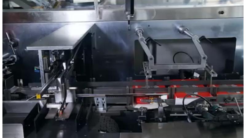 Автоматическая картонажная машина KXZ-200B