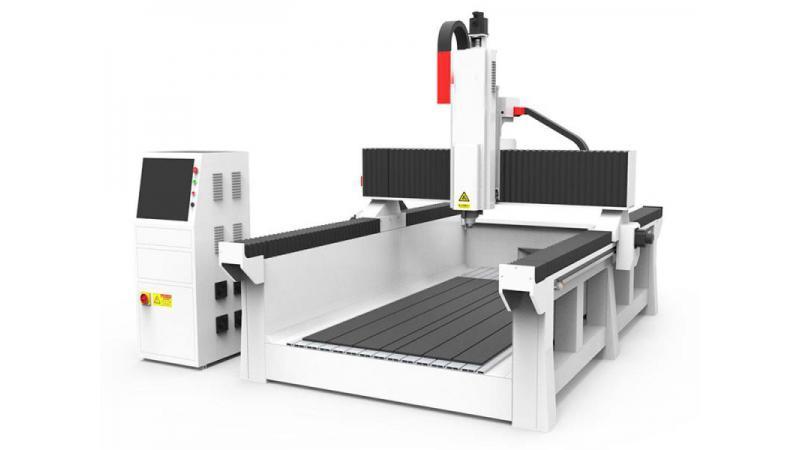 Станок с ЧПУ для деревянных моделей