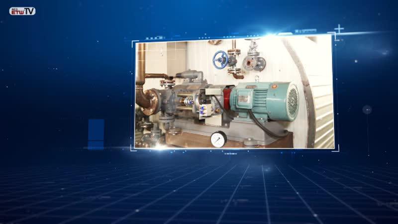 Хранилище для битума с подогревом при помощи дизельного топлива