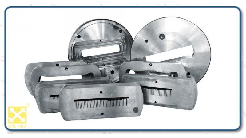 Пресс-формы для радиатора (теплоотвода)