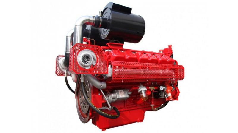 Высокоскоростные дизельные двигатели